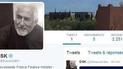 DSK arrive sur
