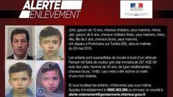 Alerte enlèvement: le père interpellé, les enfants sains et