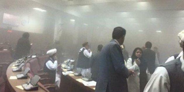 Afghanistan: attentat au parlement de Kaboul, l'attaque revendiquée par les