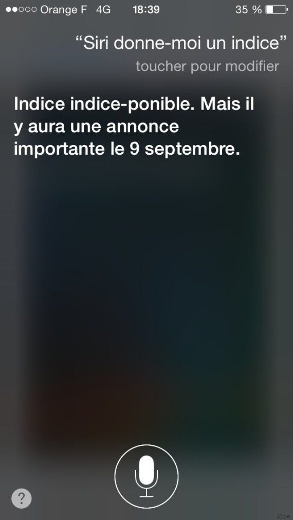 iPhone 6S : Apple embauche Siri pour faire la pub de sa