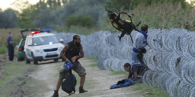 Crise des migrants: la route des Balkans, l'autre moyen d'accès à l'Europe pour les