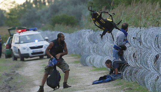 La route des Balkans, l'autre moyen d'accès à l'Europe pour les