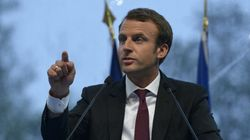 Macron presse les entrepreneurs d'investir