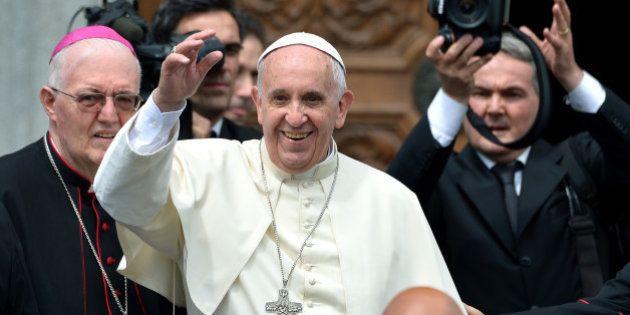 Pour le pape François, les vendeurs d'armes ne peuvent se définir comme