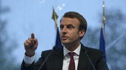 Macron étrille les 35 heures, l'aile gauche du PS monte au