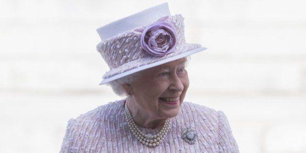 Le règne d'Elizabeth II en 63