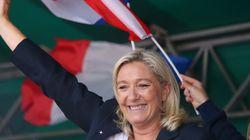 A Brachay, Marine Le Pen espère changer de
