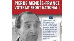 Le petit-fils de Mendes France dénonce une tentative de récup' du