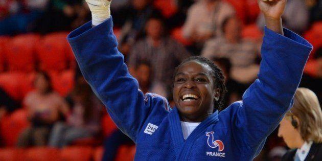 Judo: Gévrise Emane décroche la première médaille d'or française des