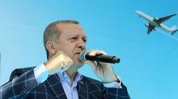 Recep Tayyip Erdogan, président de la Turquie, donne des leçons de répression policière à la