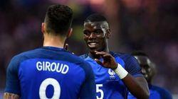 Le résumé et les buts de la victoire de la France contre le