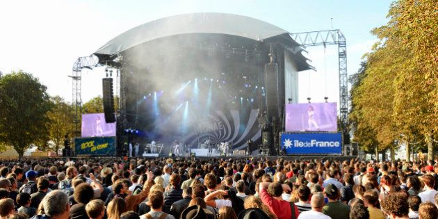 Rock en Seine, dernier grand festival de l'été, sonne la