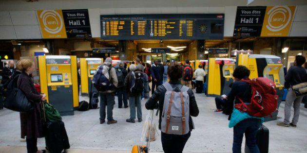 Les perturbations de la grève SNCF qui commence mardi