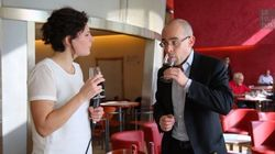 Comment frimer en goûtant du vin quand on n'y connait