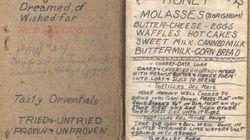Écrire des recettes de cuisine, la résistance dans les camps de