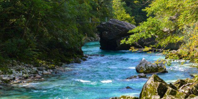 Voici peut-être la plus belle rivière sur Terre -