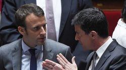 Valls recadre Macron sur les 35