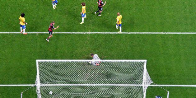 VIDÉOS. Le résumé et les buts de Brésil-Allemagne (1-7) en demi-finale de la Coupe du