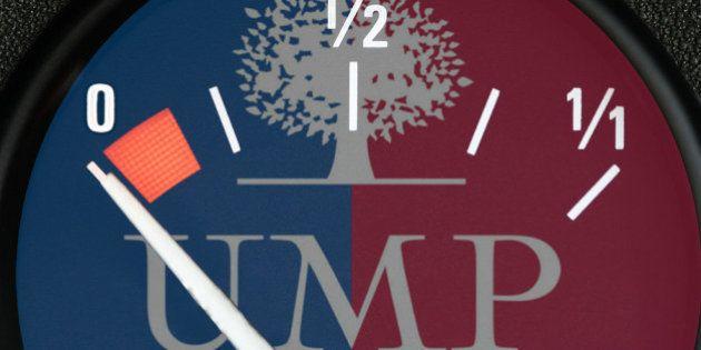 Audit: la dette de l'UMP atteignait 79,1 millions fin 2013 et 74,5 millions en juin