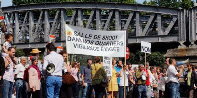 Salle de shoot à Paris: l'UMP vent debout contre le projet du