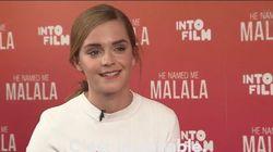 Emma Watson émue aux larmes par sa rencontre avec