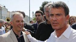 Manuel Valls conclut dans la douleur l'université d'été du