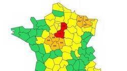 Après le Loiret, la Seine-et-Marne passe en vigilance rouge