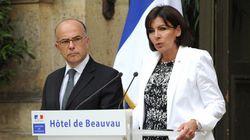 Camp humanitaire à Paris: le ministère de l'Intérieur mis au pied du