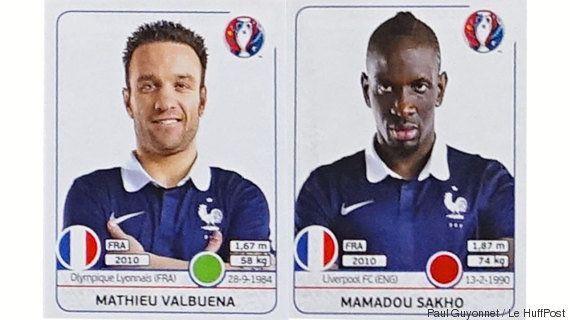 Varane, Verratti, Mata... ils étaient dans l'album Panini de l'Euro 2016, mais ils ne seront pas sur...