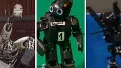 VIDÉO - Ces robots font bien moins peur que