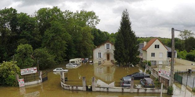 Une octogénaire retrouvée morte après les inondations en