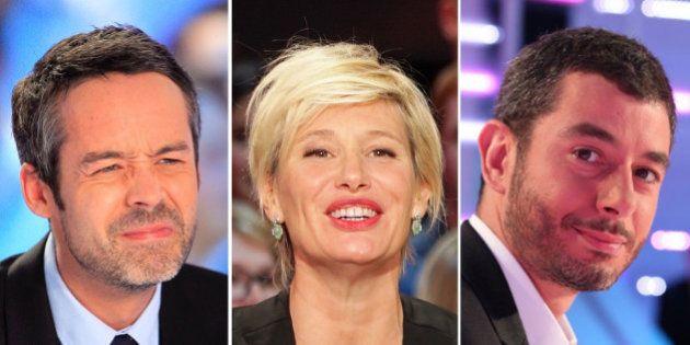 Le choix des remplaçants de Maïtena Biraben, Ali Baddou et Yann Barthès en dira long sur la stratégie...