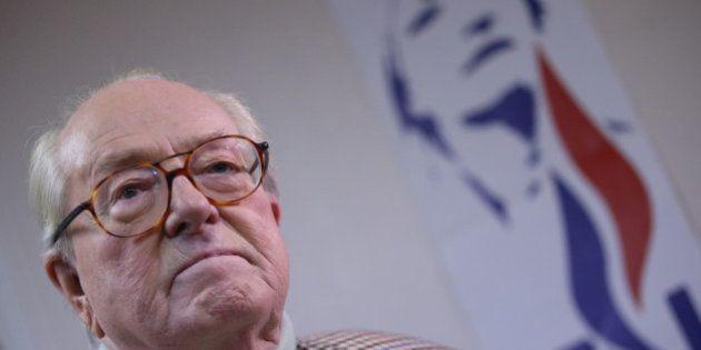 Front national: Jean-Marie Le Pen fustige un FN devenu le