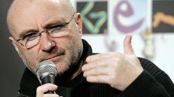 Phil Collins sort de sa