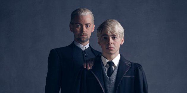 Après la famille Potter, on connaît les nouveaux visages des Malefoy dans