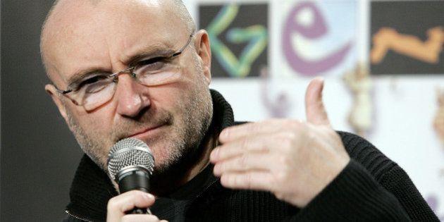 Phil Collins sort de sa retraite et annonce un album et une