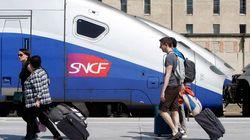 Les prévisions de trafic pour la grève SNCF de