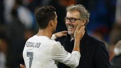 On sait peut-être ce qu'a murmuré Cristiano Ronaldo à l'oreille de Laurent