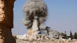 Daech fait exploser une partie du temple le plus important de