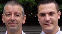 La police raconte comment deux agents ont sauvé une famille prise au piège par les