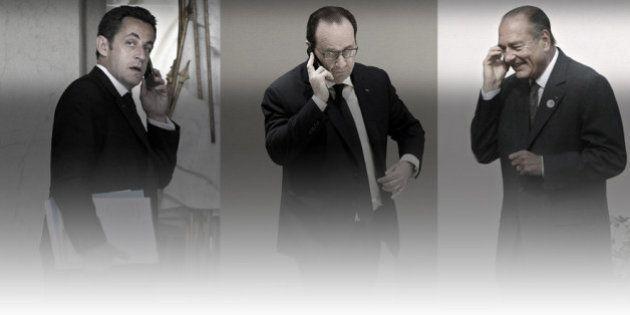 Wikileaks révèle à Libération et Mediapart les écoutes de la NSA sur Hollande, Sarkozy et Chirac. Que
