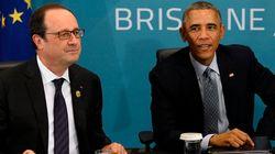 La Maison Blanche assure ne pas écouter Hollande (en ce