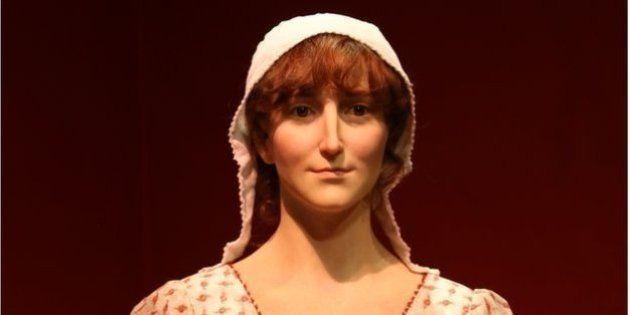Le visage de Jane Austen