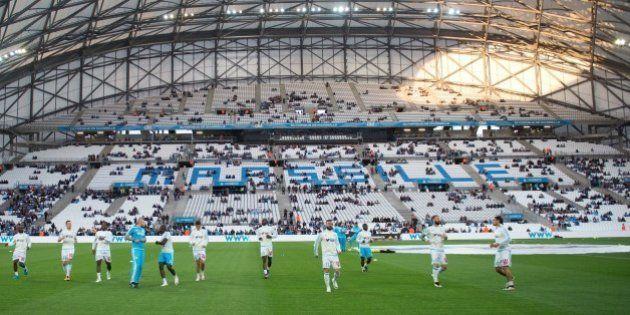 Le stade Vélodrome à Marseille va devenir l'Orange