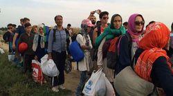 Les premiers migrants du plan de répartition européen arrivent aujourd'hui en