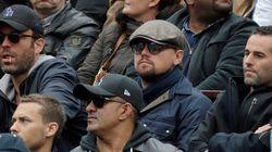 Leonardo DiCaprio timide mais remarqué à