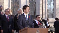 VIDÉO. Justin Trudeau a eu la meilleure des réponses pour justifier la parité de son