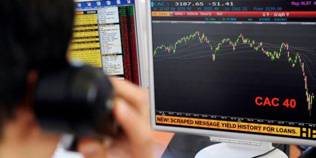 La Bourse de Paris finit en très forte