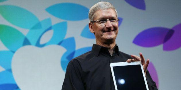 Keynote Apple : pourquoi l'iPad ne fait plus