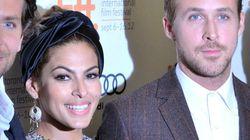 Eva Mendes enceinte de Ryan Gosling